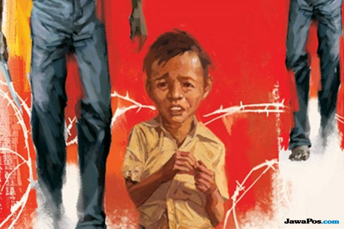 Hoax! Begini Cerita Munculnya Isu Penculikan Anak di Sambas