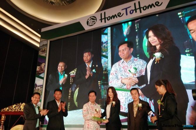 Home2Home, Konsep Penginapan Ramah Lingkungan Pertama di Dunia