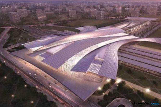 Hongkong Serahkan Stasiun Kereta Api ke Tiongkok via Upacara Rahasia