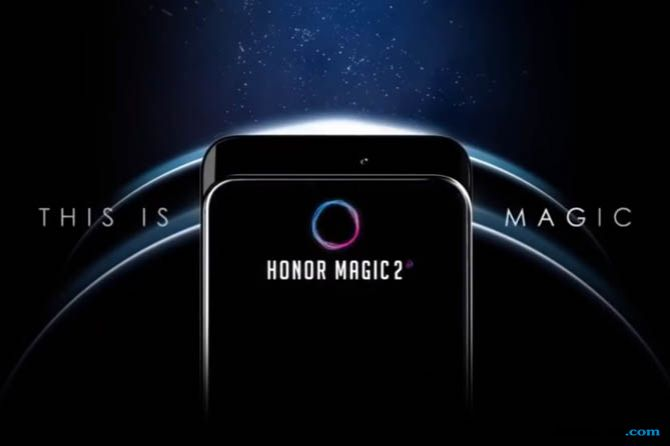 Honor Magic 2, Honor Magic 2 indonesia, Honor Magic 2 kelebihan