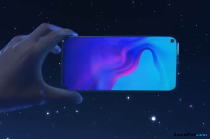 Huawei Nova 4 Rilis Bulan Ini Punya Kamera Balik Layar Mirip Samsung
