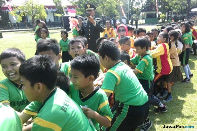 HUT TNI ke-73, Begini Bangganya Hafid dan Noval 'Taklukkan' Tentara