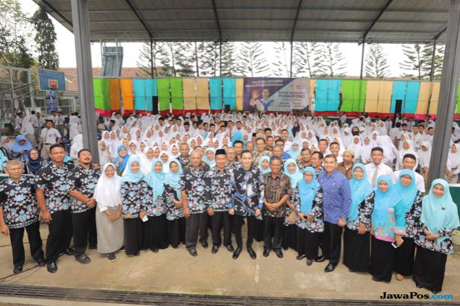 Ibas Sebut Jokowi Hanya Teruskan Kebijakan Pendidikan Era SBY
