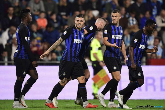 Inter Milan, Internazionale Milan, Mauro Icardi, SPAL