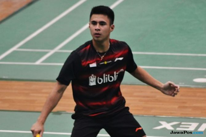 Olimpiade Remaja 2018, Ikhsan Leonardo Imanuel Rumbay, bulu tangkis, Indonesia, Buenos Aires, Argentina