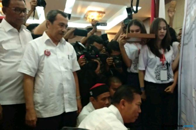 Ikut Deklarasi Projo, Kepala Daerah se-Riau Ambil Cuti Sehari