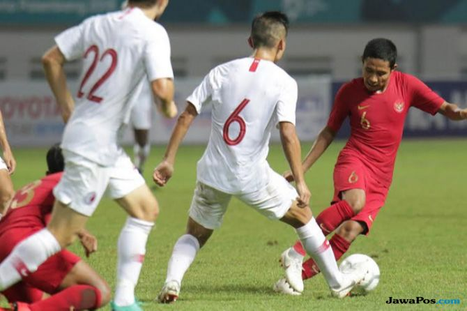 Timnas Indonesia, Hongkong, uji coba Indonesia vs Hongkong, Indonesia 1-1 Hongkong