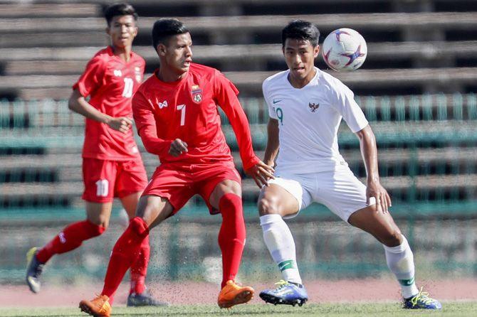 Imbang Kontra Myanmar, Ini Posisi Indonesia di Klasemen Grup B
