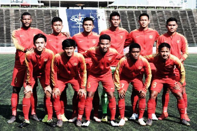 Timnas U 22: Imbang Lagi, Langkah Timnas U-22 Indonesia Disulitkan Oleh