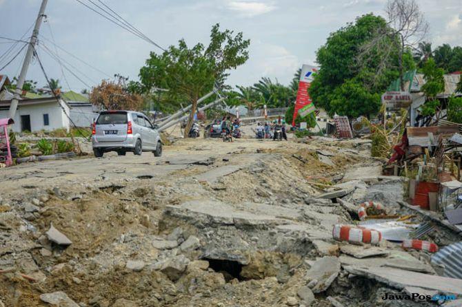 IMF Sumbang Rp2 Miliar Untuk Korban Gempa di Palu, Donggala dan Lombok