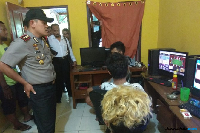 Incar Gembong Narkoba, Polisi Malah Dapat Bandar Judi Poker Online