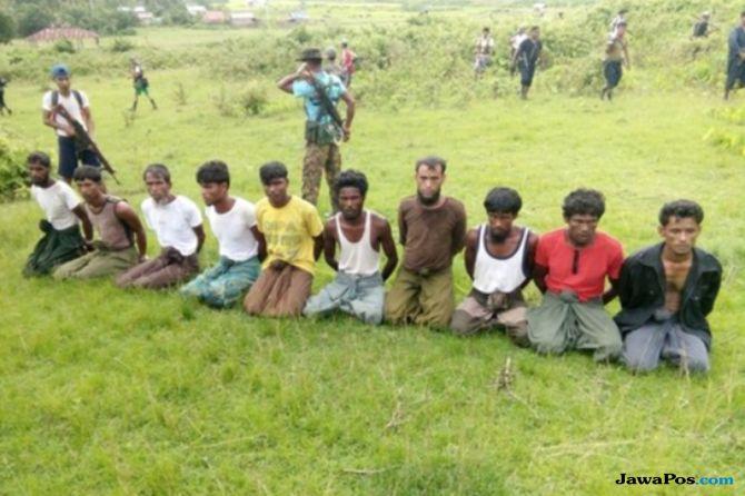 tragedi rohingya, rohingya,