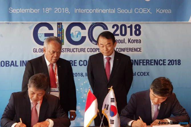 Indonesia Gaet Korea Selatan Kerja Sama di  Bidang Sumber Daya Air