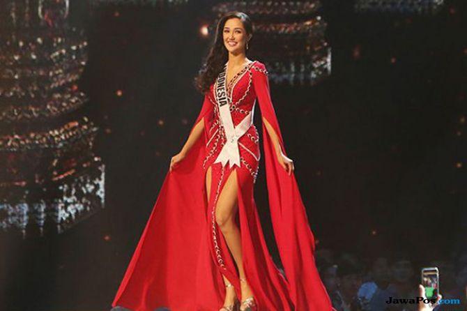 Indonesia Gagal Melaju ke 10 Besar Miss Universe 2018