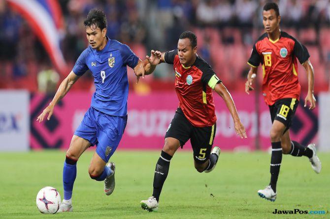 Piala AFF 2018, Timnas Indonesia, Singapura, Thailand, Klasemen Grup B