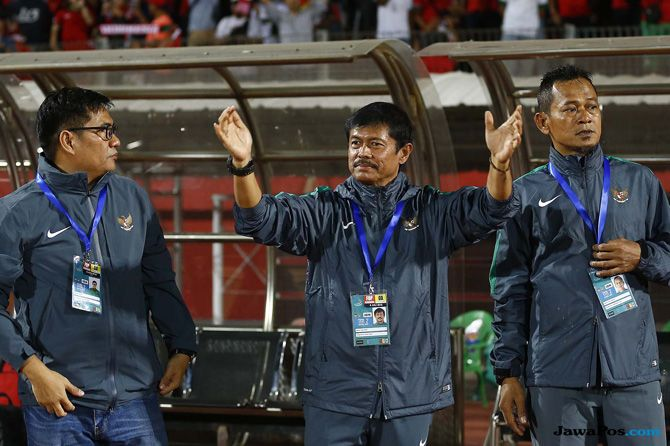 Timnas Indonesia, Timnas U-22 Indonesia, Indra Sjafri, Ratu Tisha, PSSI