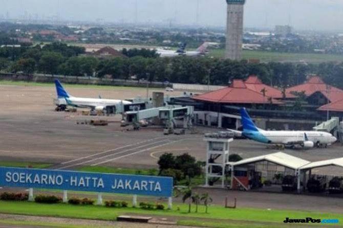 Informasi Jalan ke Bandara Soetta Macet Hoaks