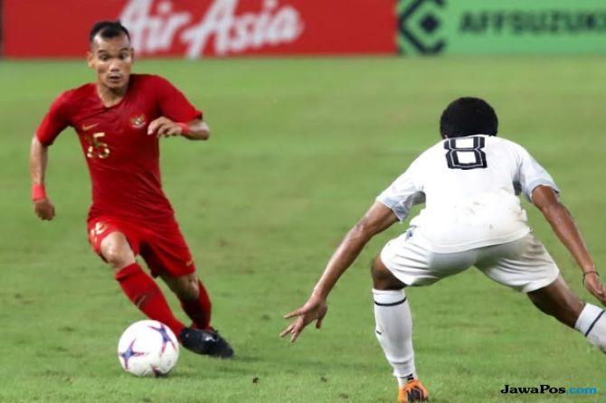 Piala AFF 2018, Timnas Indonesia, Timnas Timor Leste, Riko Simanjuntak, Stefano Lilipaly
