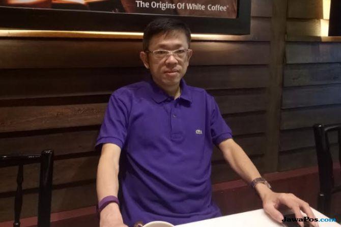 Esports, Ketua IeSPA, Eddy Lim
