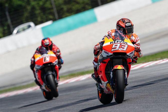 MotoGP 2019, Repsol Honda, Jorge Lorenzo, Marc Marquez