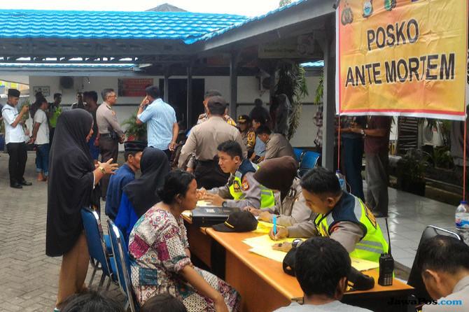 Ini Identitas 13 Korban Tewas KM Arsita di Perairan Makassar