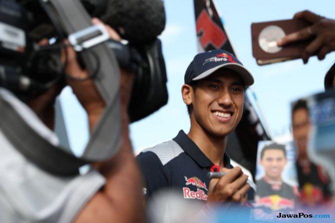 Formula 1 2018, F1 2018, Red Bull Toro Rosso Honda, Sean gelael