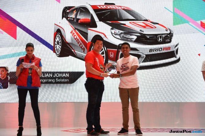 Ini Pemenang Kontes Honda Brio Virtual Modification