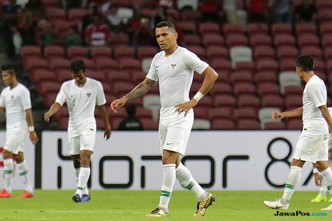 Piala AFF 2018, Timnas Indonesia, Singapura, Bima Sakti