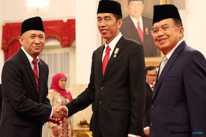 Ini Pernyataan Dua Orang Kepercayaan Jokowi Soal Pansus Angket KPK
