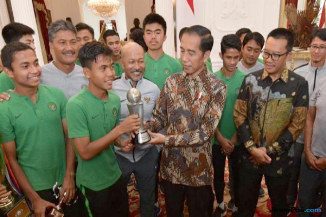 PSSI, Timnas U-16 Indonesia, Joko Widodo, Kemenpora, Imam Nahrawi