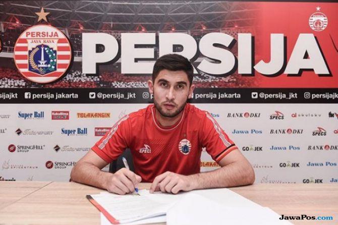 Jakhongir Abdumuminov, Persija Jakarta, Liga 1 2019, Uzbekistan