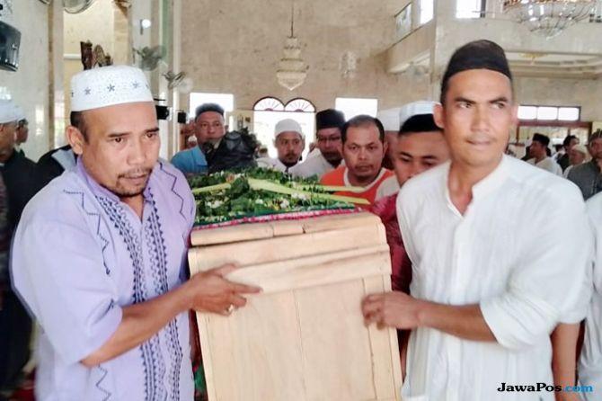 Innalillah, Imam Masjid Meninggal Saat Sujud Salat Jumat