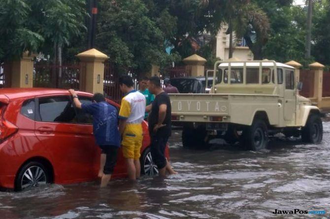 Banjir Palembang