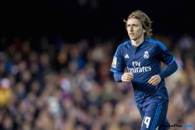 Bursa transfer pemain, Inter Milan, Real Madrid, Luka Modric, 750 juta euro