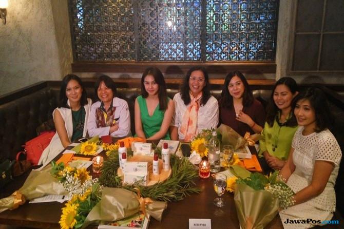 International Women's Day, Perempuan Harus Sebarkan Energi Positif