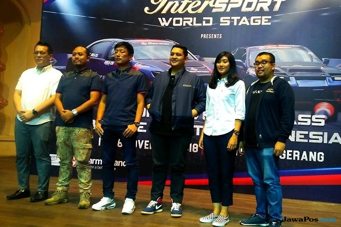 Intersport World Stage, Asa Dunia Drifting Indonesia