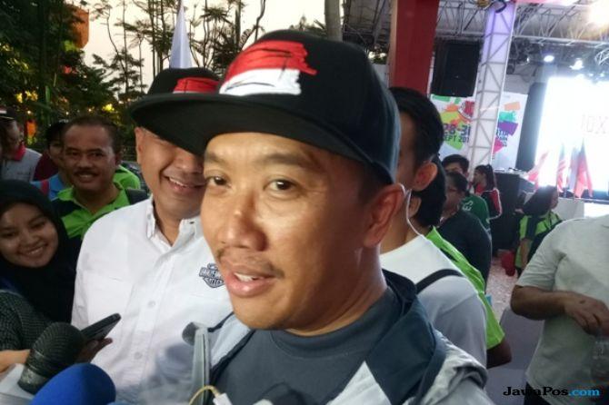 Indonesia Open X-Sport Championship 2018, Menpora, Imam Nahrawi