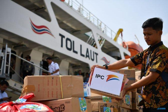 IPC Salurkan Bantuan Logistik bagi Korban Gempa Sulteng