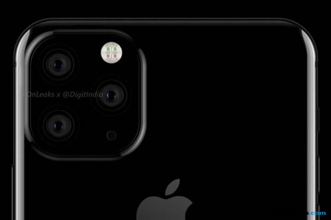 iPhone 11, iPhone 11 tiga kamera, iPhone 11 bocoran