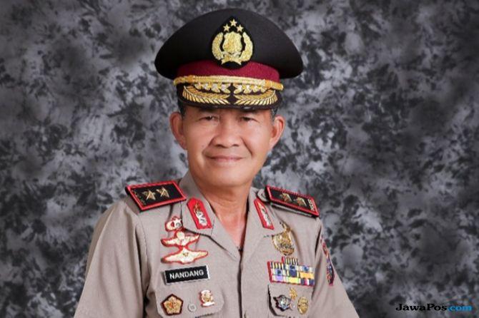 Irjen Nandang Dimutasi, Brigjen Widodo Eko Jabat Kapolda Riau