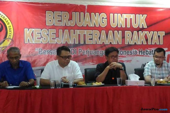 Jabat Ketua Timses Jokowi-Ma'ruf, Syahrial Oesman Lontarkan Kekecewaan
