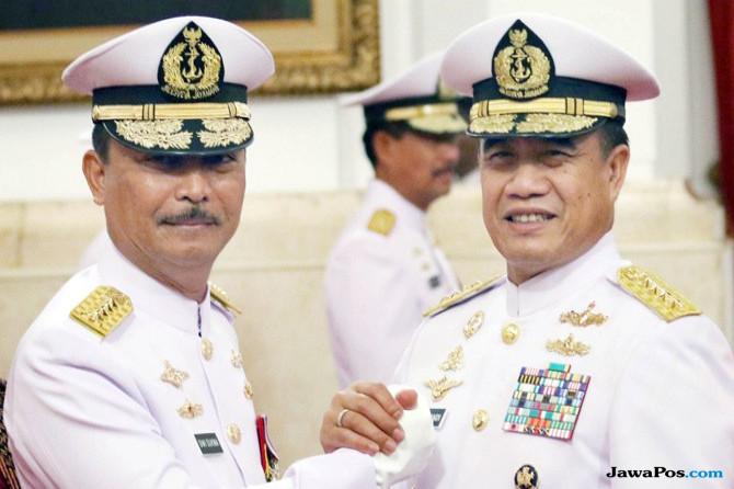 Jabat KSAL, Laksamana Siwi Sukma Ajdi Perkuat Komando Armada Sorong