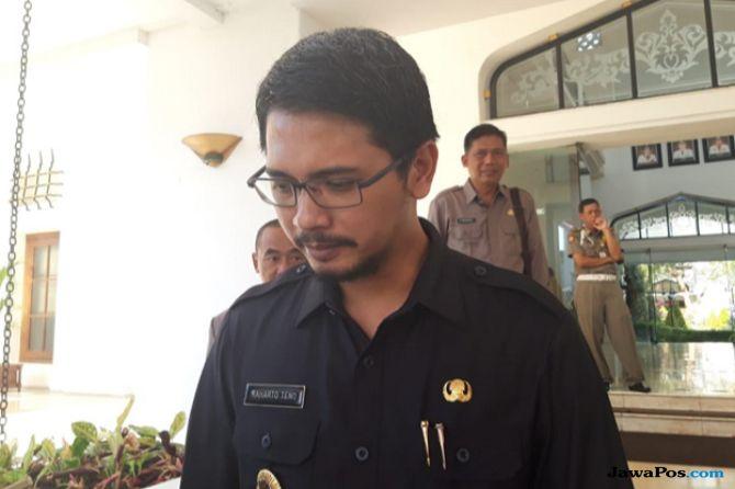 Jabat Plt Wali Kota Pasuruan, Raharto Harus Tetap Melapor ke Setiyono