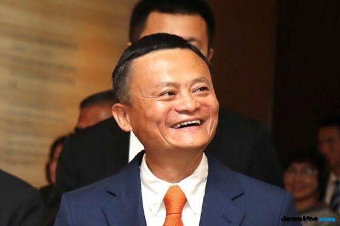 Jack Ma ke Bali Sebagai Wakil Indonesia di IMF-WB