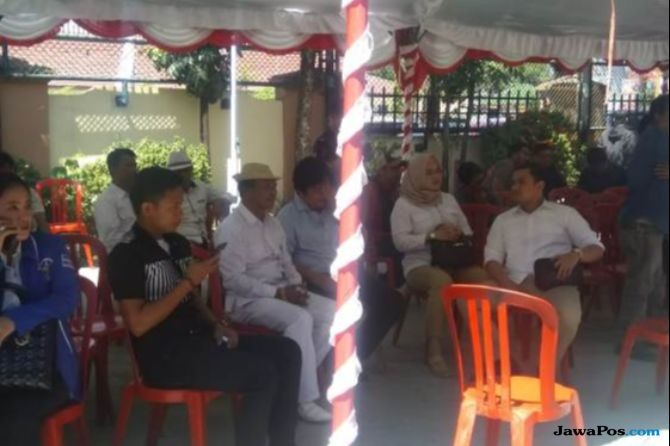 Jadi Fans Berat Prabowo, Ini Alasan Daeng Aziz Nyaleg di Makassar