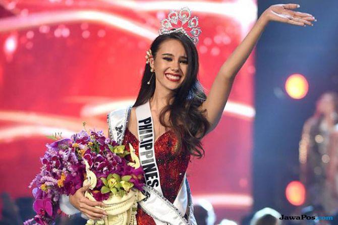 Jadi Miss Universe 2018, Catriona Gray Disebut Sukses Satukan Filipina