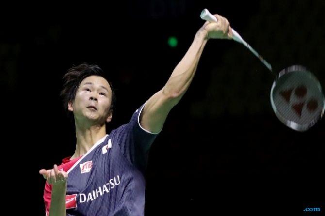 World Tour Finals 2018, Yuta Watanabe, Jepang, BWF
