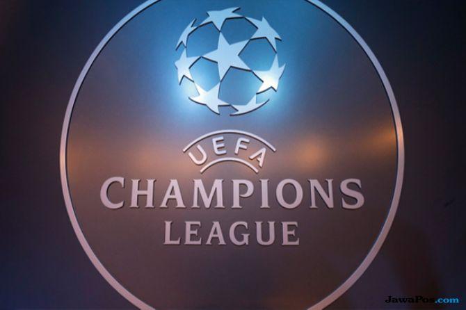 jadwal Liga Champions, Liga Champions 2018-2019