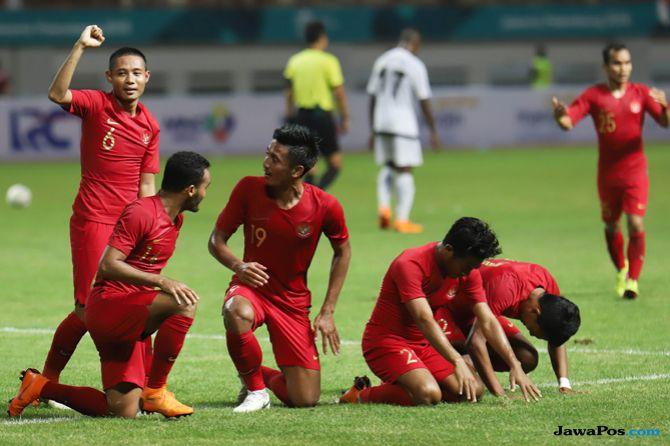 Timnas Indonesia, Myanmar, Laga Persahabatan, Piala AFF 2018