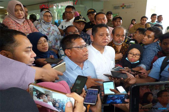 Wakil Wali Kota Surabaya Wisnu Sakti Buana